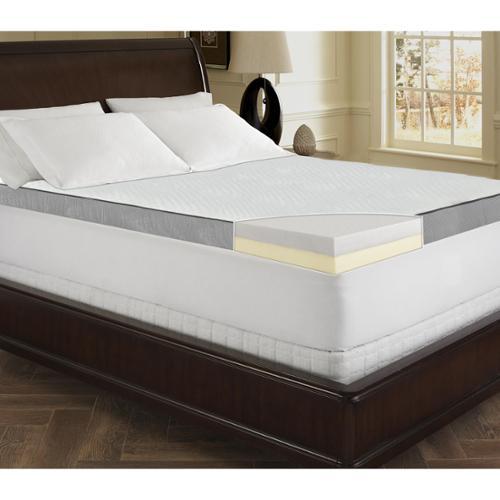 Sinomax Usa Sinomax Sleep 4 Inch Ultra Layered Memory Foam Mattress