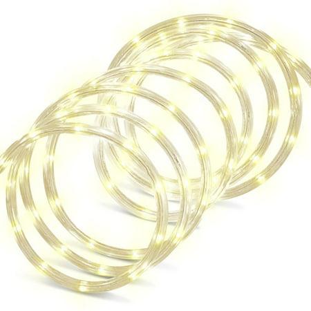 12ft led rope light warm white walmart 12ft led rope light warm white aloadofball Gallery