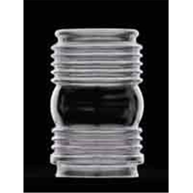 Polymer Products 3202-50530 Cylinder 5.5 in. Clear Acrylic Jelly Jar Replacement Globe, Pack Of 6