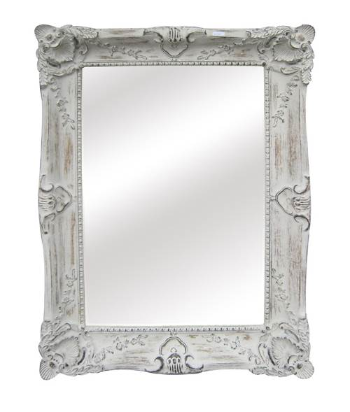 Traditional Wooden Mirror by Legion Furniture
