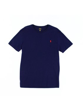 d95f17c86 Free shipping. Product Image Polo Ralph Lauren NEW Blue Mens Size Large L  Pull-Over Tee T-Shirt
