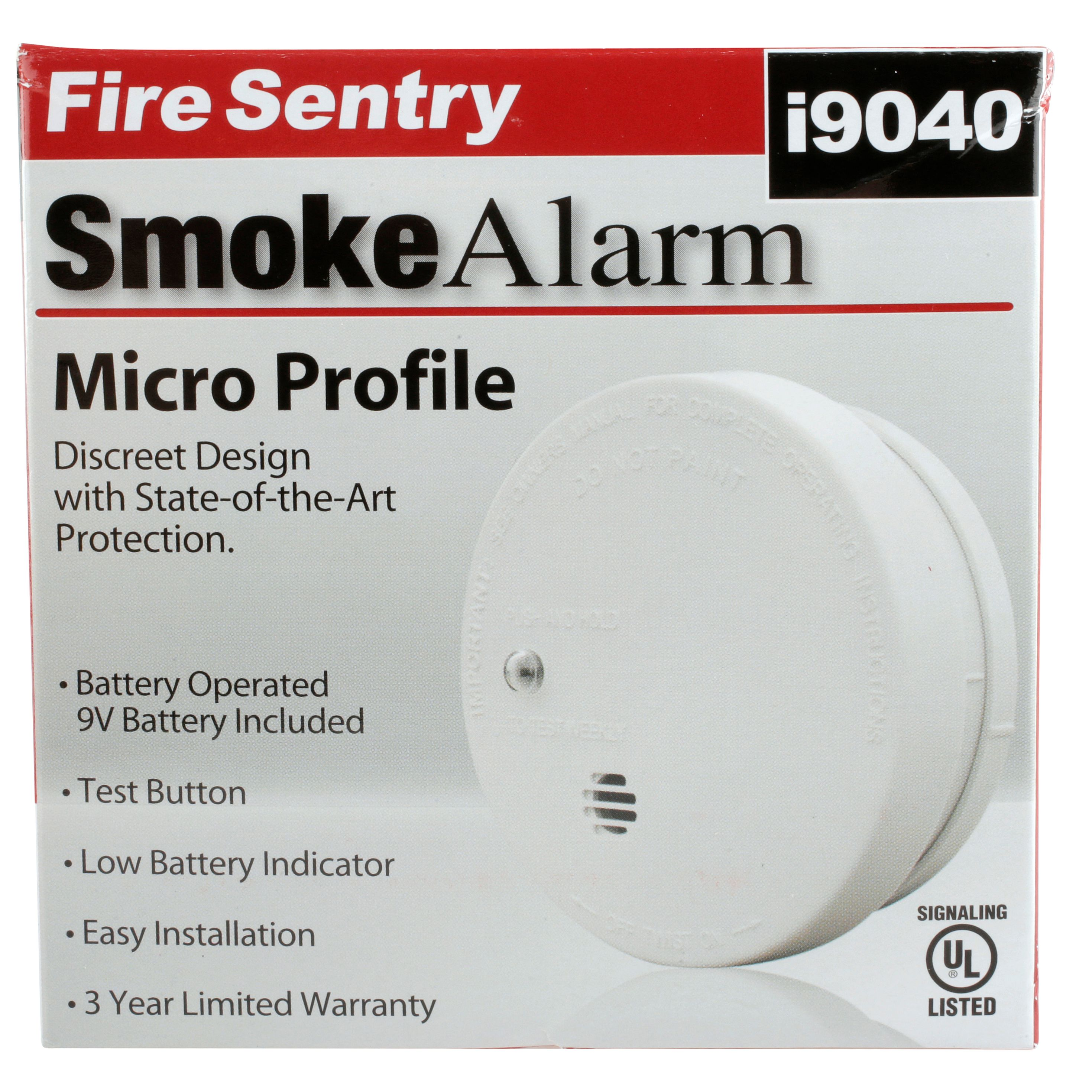 Fire Sentry Smoke Alarm