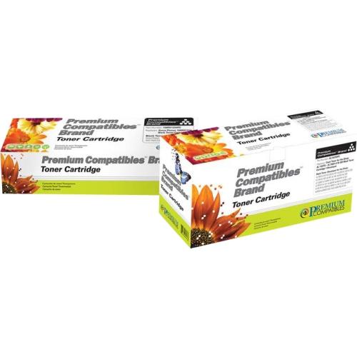 Premium Compatibles CE278ARPC Toner Cartridge - Black - Laser - 2100 Page