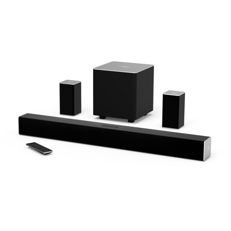 VIZIO 2017 32 Inch 5.1 Sound Bar, Speakers, & Subwoofer (Certified Refurbished)