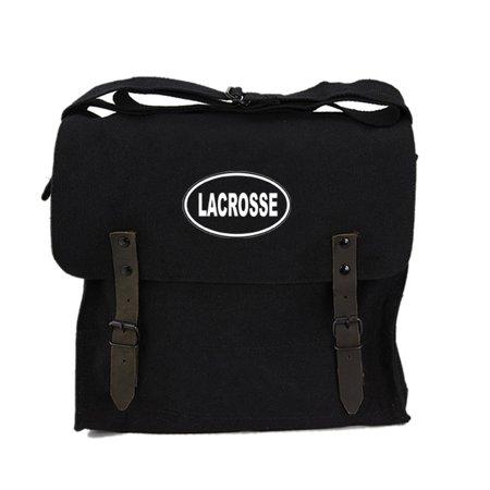 Lacrosse Euro Canvas Vintage Medic Shoulder Bag