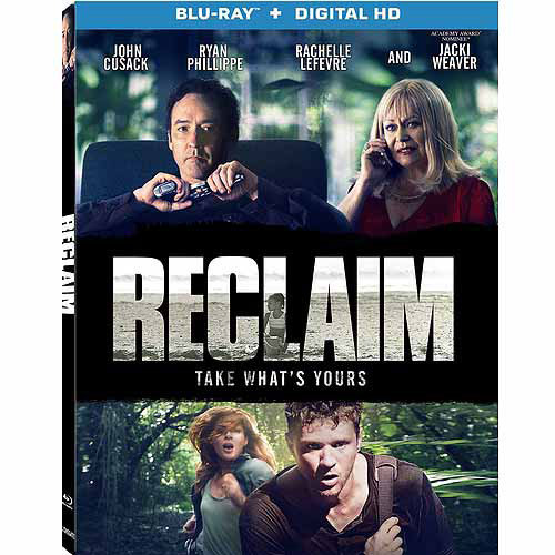 Reclaim (Blu-ray   Digital HD) (With INSTAWATCH) (Widescreen)