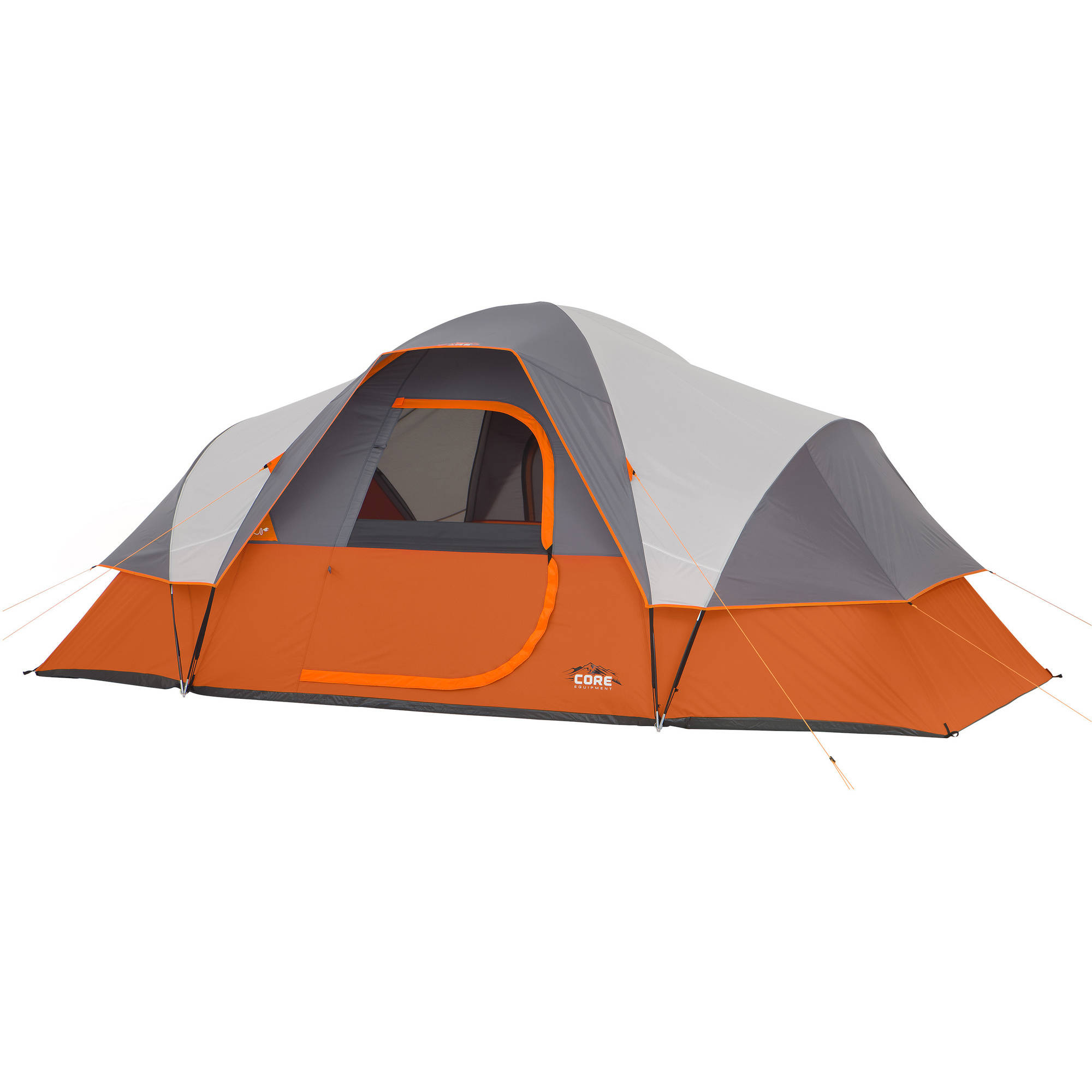 CORE Equipment 16' x 9' Modified Dome Tent, Sleeps 9 by Elevate LLC