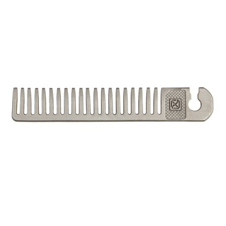 Matte Frost Combs - Daily Carry Comb, Metal Matte, Every Day carry (EDC) tool By Klecker Knives
