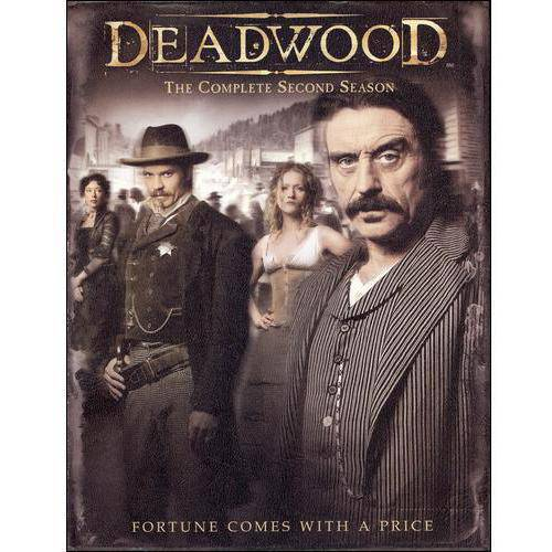 DEADWOOD-COMPLETE 2ND SEASON (DVD/6 DISC/WS/ENG-FR-SP SUB)