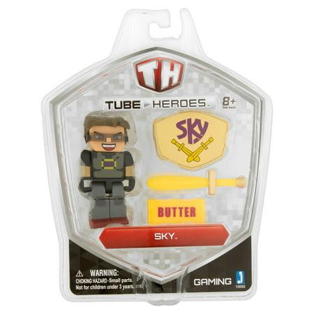 Tube Heroes Sky Gaming Toy 8+ (Sky Temple Best Heroes)