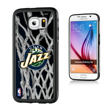 Utah Jazz Net Design Samsung Galaxy S6 Bumper Case by Keyscaper](Costume Shops In Utah)