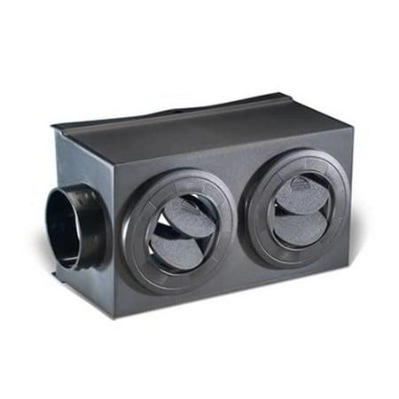 FLEXALITE 650 Mojave Heater Plenum - Plenum Box