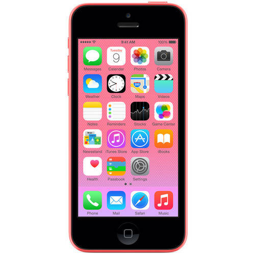 iphone 5 refurbished at t apple iphone 5c 8gb pink refurbished at amp t locked 14563