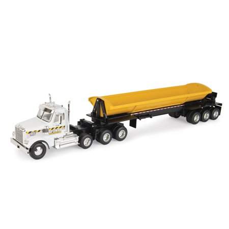 Tomy - Freightliner 1:32 Scale 122SD Semi with Side Dump