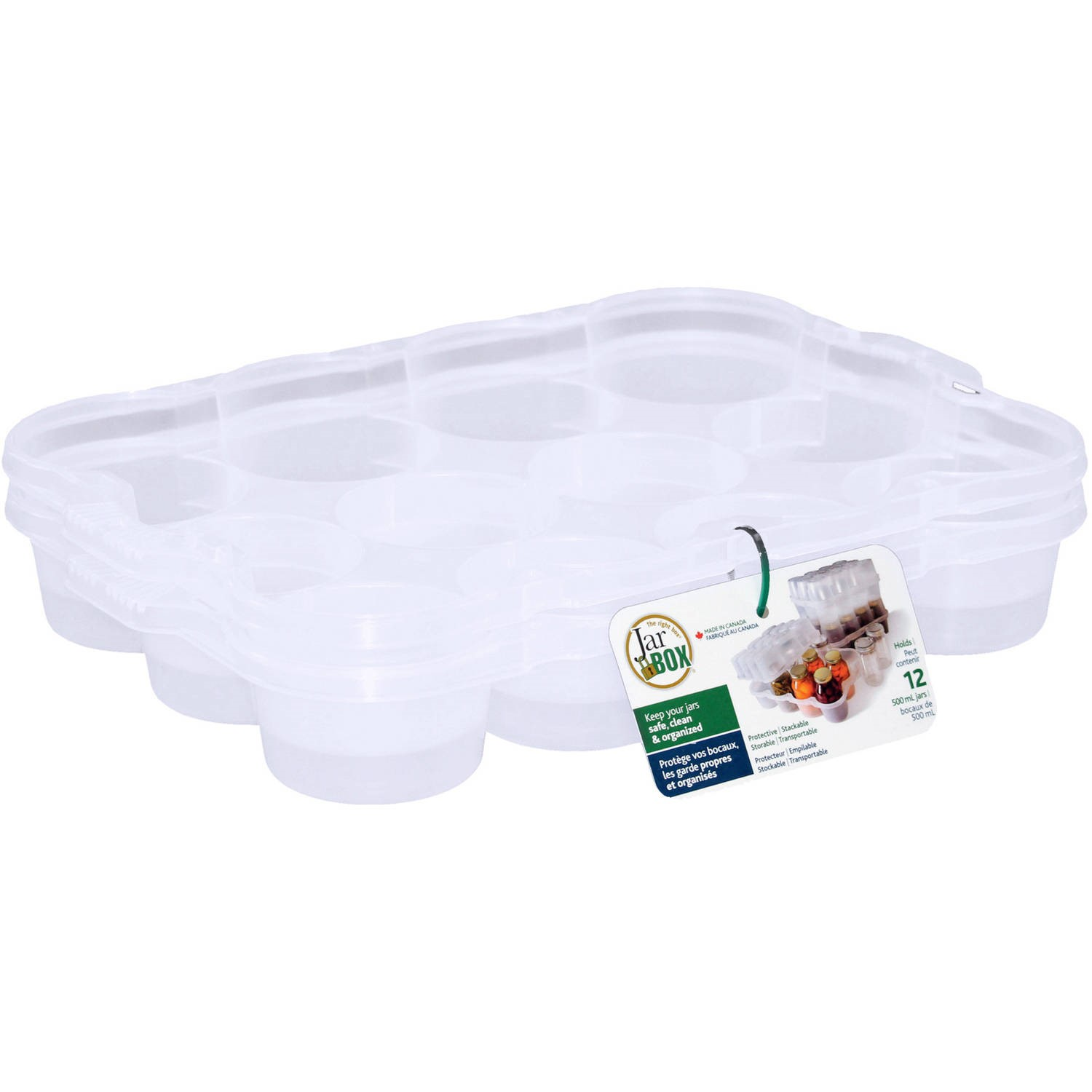 Click here to buy Accent Fairchild JarBox Canning Storage Box, Pint Size by Accent Fairchild.