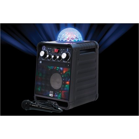 Altec Lansing ALP‑K500 Party Star Bluetooth Karaoke Speaker ()