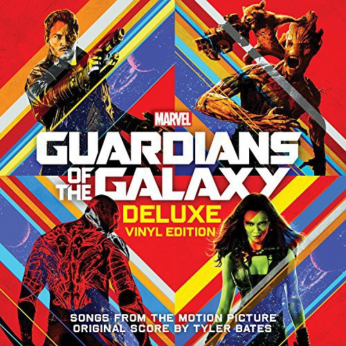 Guardians Of The Galaxy Soundtrack (Songs From The Motion Picture) (Deluxe Edition) (Vinyl)