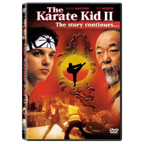 The Karate Kid II (Anamorphic Widescreen)