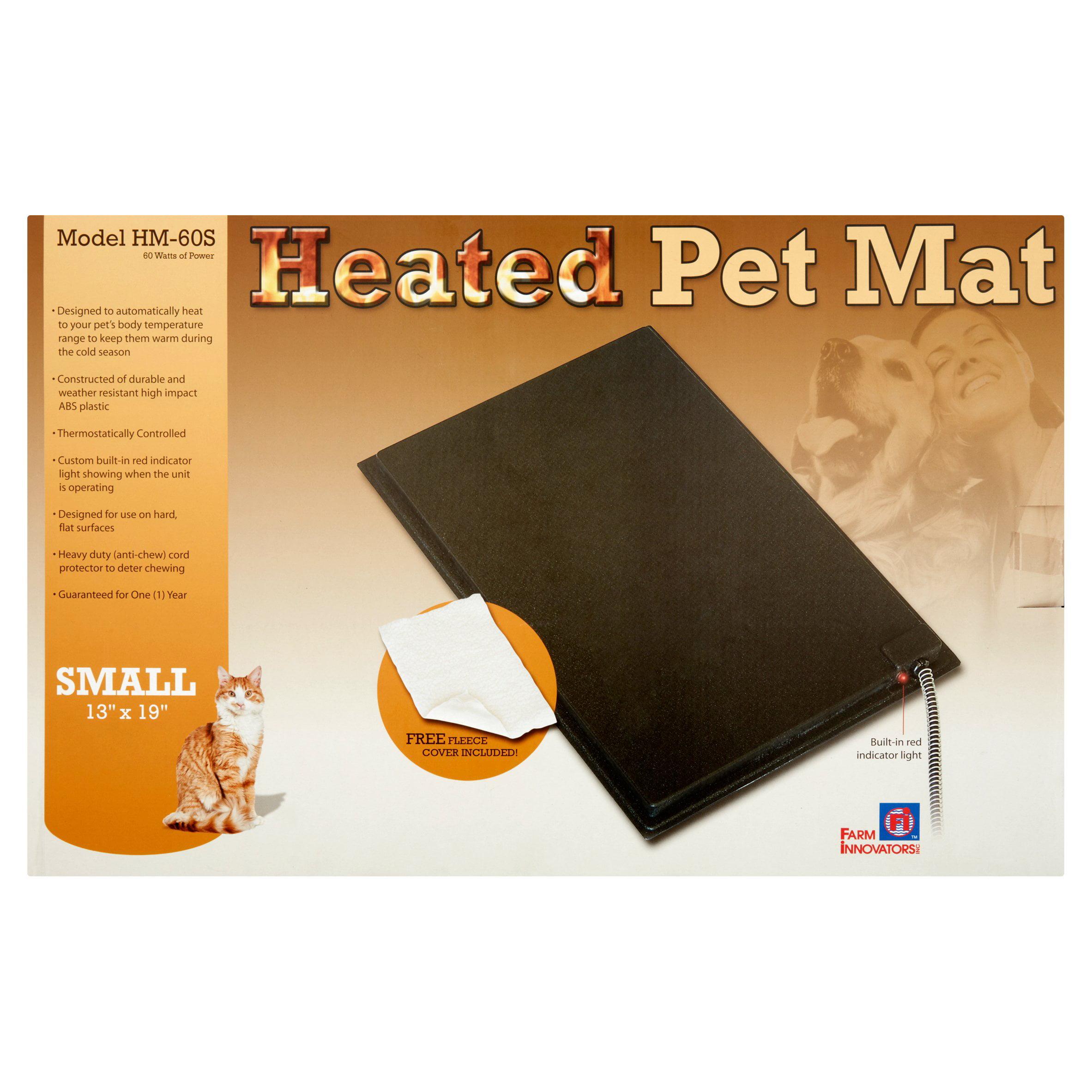 Farm Innovators Small Heated Pet Mat