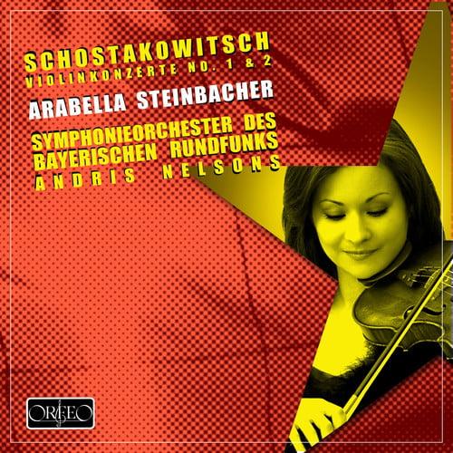 Baviere - Schostakowitsch: Violinkonzerte No. 1 & 2 [CD]