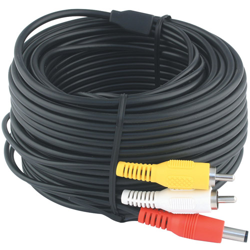 Swann 60' RCA A/V and Power Extension for Security Cameras