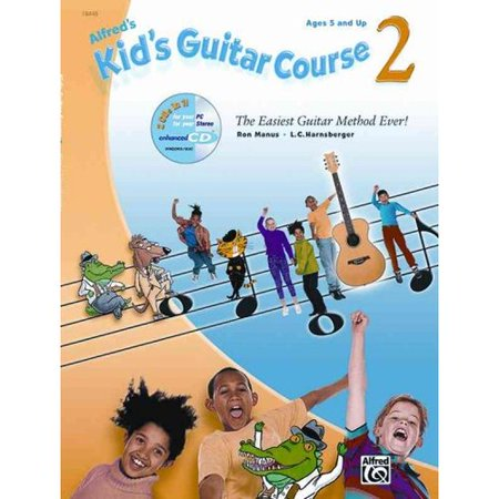 Alfreds Kids Guitar Course 2 by