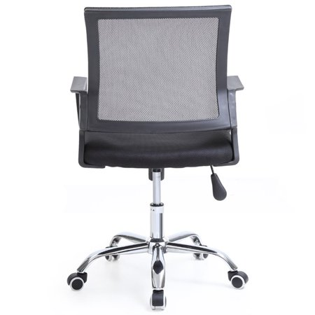Pemberly Row Adjustable Height Swivel Office Chair - image 3 de 5