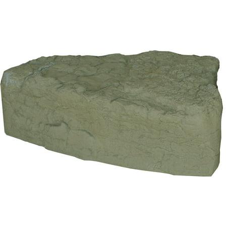 ERG2000 Left Triangle Rock -Oak/Armor Stone