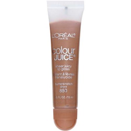Loreal Colour Juice - Loreal Colour Juice Sheer Lip Gloss