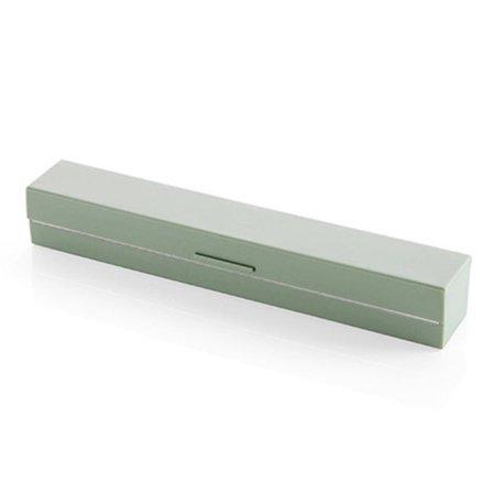 - Jeobest 1PC Plastic Wrap Cutter Dispenser - Refillable Food Wrap Dispenser Plastic Wrap Cutter Cling Film Cutter Plastic Wrap Foil Cling Film Cutter Cutting Box (12.4 x 1.8 x 1.8 Inch) Green MZ