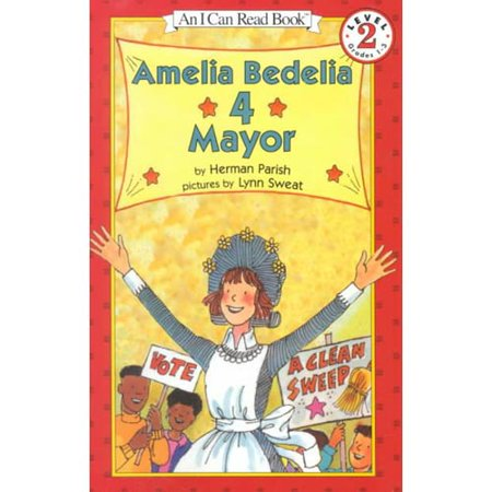 Amelia Bedelia 4 Mayor by