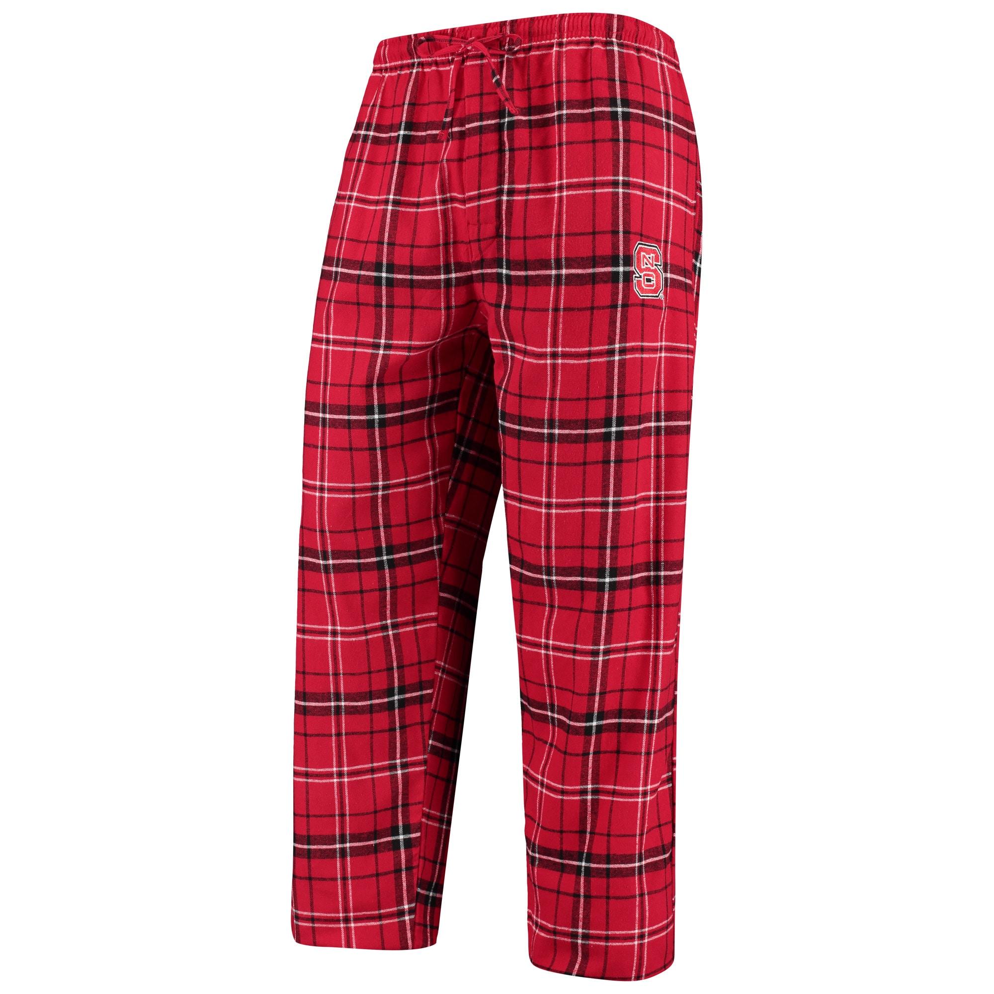 Men/'s Cosi Concepts Gray Black Red Multi Flanel Pj Lounge Pajama Pant Set L 2X