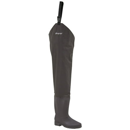 Frogg Toggs Rana II Bootfoot PVC Hip Wader (Cleated) ()