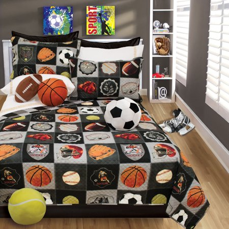 All Star Quilt (All Star Quilt Set by Safdie and Co )