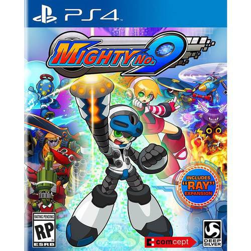 Mighty No. 9 Collector's Edition (PS4)