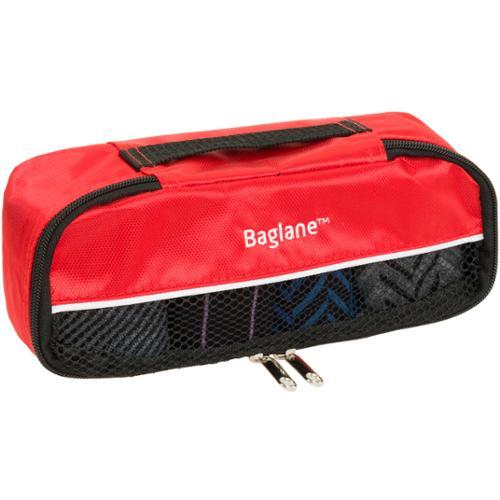 Baglane Red TechLife Nylon Luggage Travel Organization Packing Cube Bag X-Small