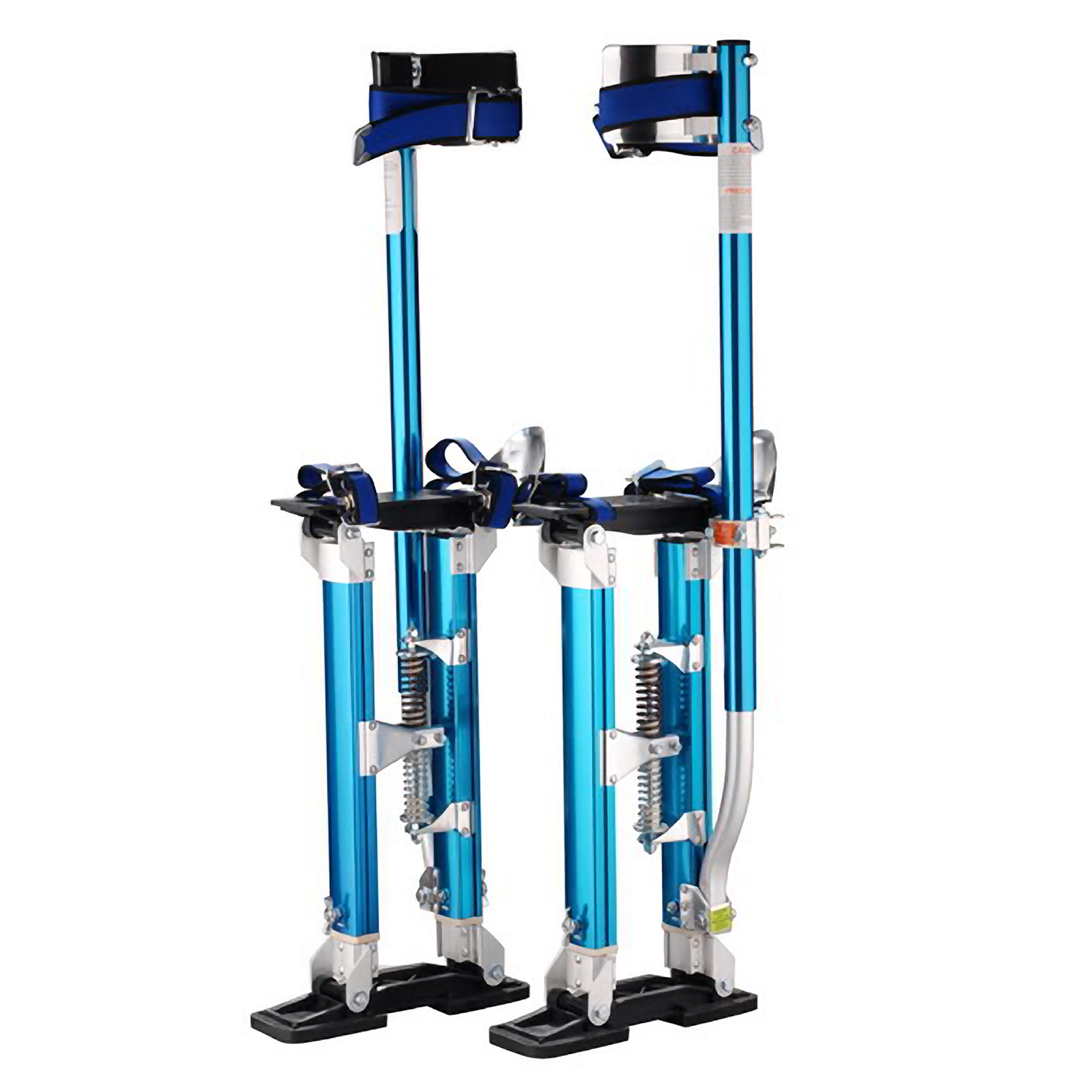 "Pentagon Tool Professional 24""-40"" Blue Drywall Stilts Highest Quality"