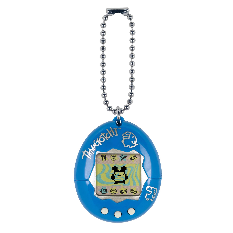 Original Tamagotchi - Blue with Silver