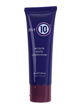 It's A 10 Miracle Daily Conditioner 2 Oz, Detangles, Reduces Frizz And Preserves Color
