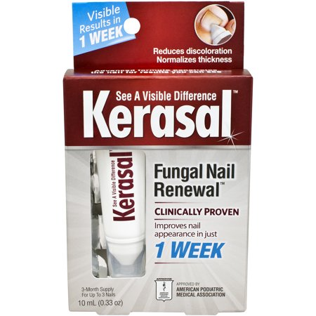 nail Fungal Nail Renewal Treatment, .33 oz - Walmart.com