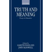 Truth and Meaning : Essays in Semantics