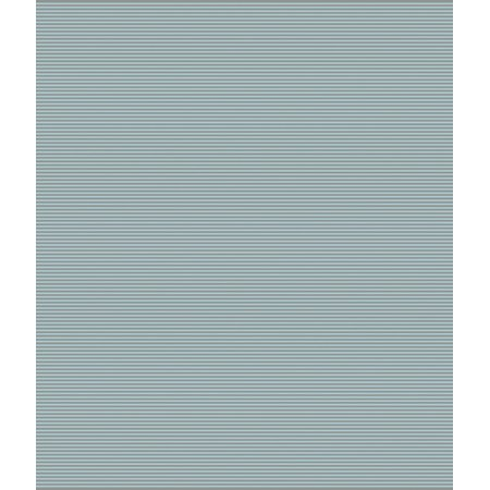 5' x 8' Solitary Sand Teal and Seafoam Green Rectangular Hand Knotted Wool Area Throw Rug (Hand Knotted Sand)
