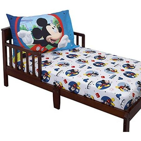 Disney Mickey Mouse Toddler Sheet Set ()
