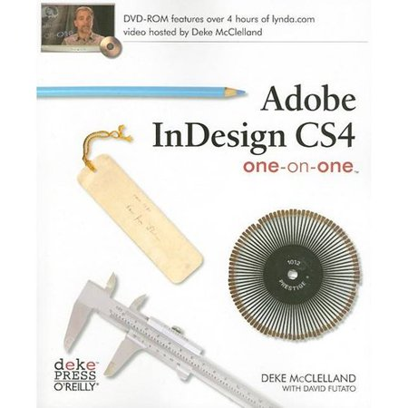 Adobe InDesign CS4 One-On-One [With CDROM]