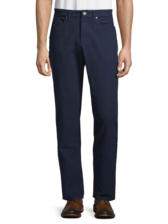 Moleskin Five-Pocket Pants