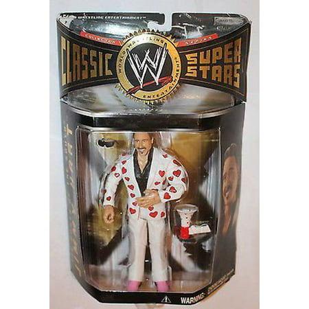 Classic Superstars Wwe Jakks Figure - WWE Jakks Pacific Wrestling Classic Superstars Series 7 Action Figure Jimmy Hart