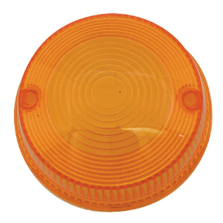 Chris Products DK1A Turn Signal Lens - Amber/Replaces 23048-012 and 23048-1024