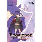 Boogiepo at Dawn (Light Novel 6) - eBook