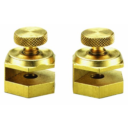 General Tools 803 Brass Stair Gauge Set