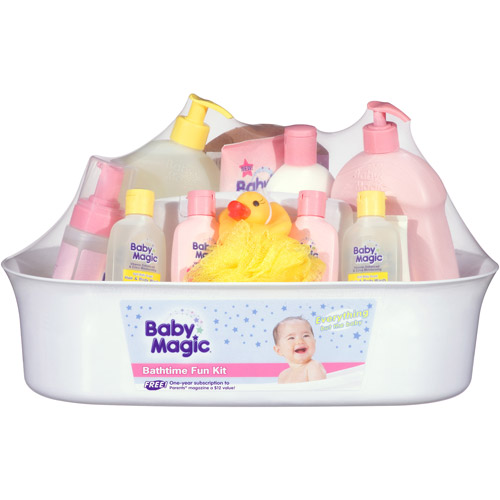 Baby Magic Bath Time Fun Kit